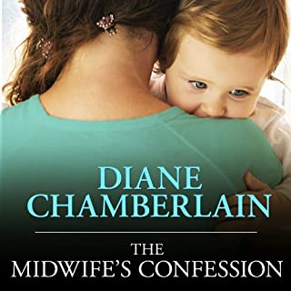 The Midwife's Confession audiobook cover art