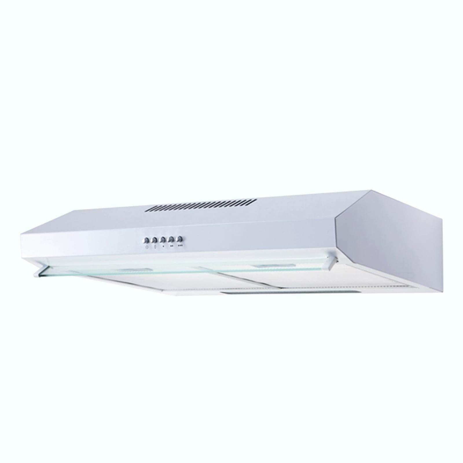 SIA STH50WH - Extractor de campana extractora (50 cm), color blanco: Amazon.es: Grandes electrodomésticos