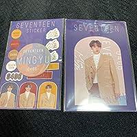 ミンギュ seventeen くじ