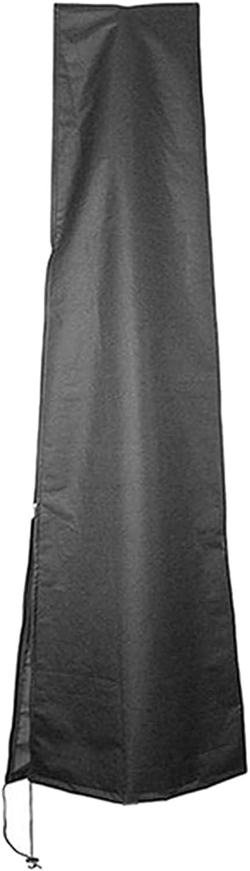 Baoblaze OFFicial Patio Outdoor Umbrella Cover with 210D Zip Sale price PU Oxford Co