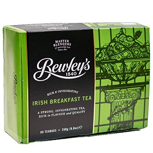 Bewleys Irish Breakfast Tea Bags 80 Bags (Pack of 5)