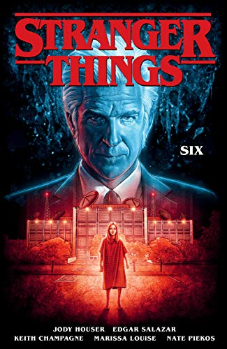 Stranger Things: SIX (Graphic Novel) (English Edition