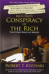 Robert Kiyosaki Books - Rich Dad's Conspiracy of The Rich