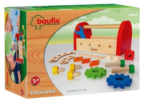 Baufix - 13111100 - Jeu De Construction - Boite À Outil