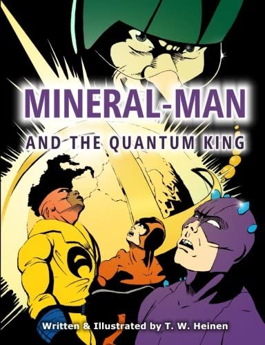 Mineral Man and the Quantum King product image