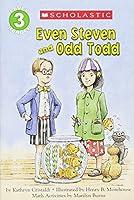 Even Steven and Odd Todd (Hello Math Reader. Level 3)