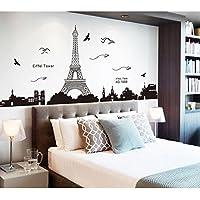 cortinas grandes con paisajes