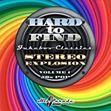 Hard To Find Jukebox Classics: Stereo Explosion Vol. 1 50s Pop (Various Artists)
