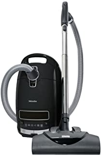 New Miele Complete C3 Kona Canister Vacuum, Obsidian Black