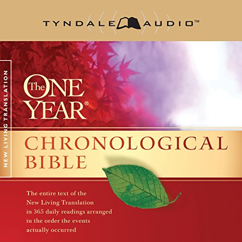 Amazon Com The One Year Bible Nlt Audible Audio Edition Tyndale House Publishers Todd Busteed Tyndale House Publishers Inc Audible Audiobooks