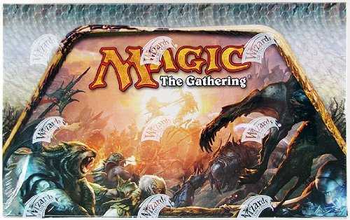 Magic The Gathering Mirrodin Besieged Booster Box Includes 36 Packs