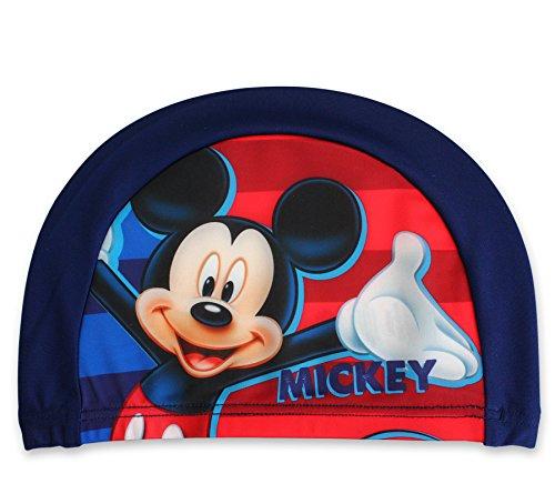 Disney Mickey Mouse Chicos Sombrero de natación Producto con la licencia oficial de eshop7