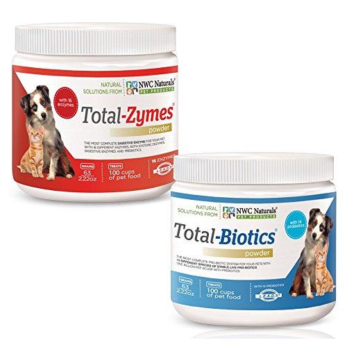 NWC Naturals total-digestion Mini Twin Pack para pequeños animales de compañía