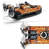 Immagine 2 lego technic hovercraft di salvataggio