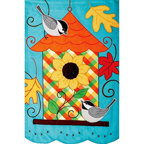 hongwei Pajarera de otoño de decoración Personalizada - Tamaño del jardín, Estilo...