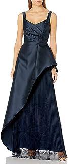 Women's Mikado Long Dress