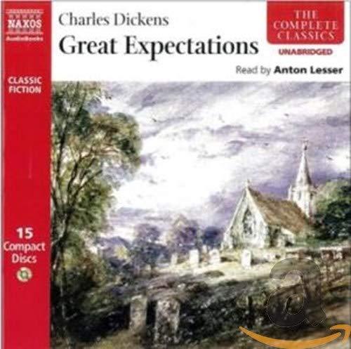 Great Expectations: Unabridged (Complete Classics) (Naxos Complete Classics)