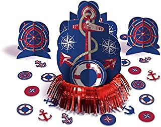 Amscan Anchors Aweigh Party Table Decorating Kit