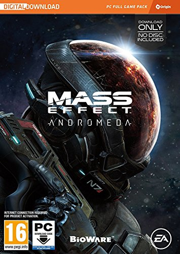 Mass Effect Andromeda (Code in Box) (PC DVD)
