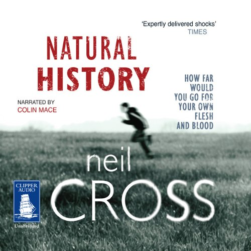 Natural History audiobook cover art