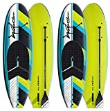 Wavestorm 9' 6' Stand Up Paddle Board Bundle 2-Pack