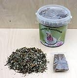 Tierfallen Szymanowski 1 Liter / 200 g Kräuter Rauchstoff für Smoker