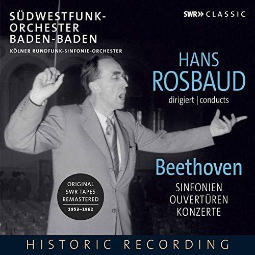 Southwest German Radio Symphony Orchestra & Hans Rosbaud