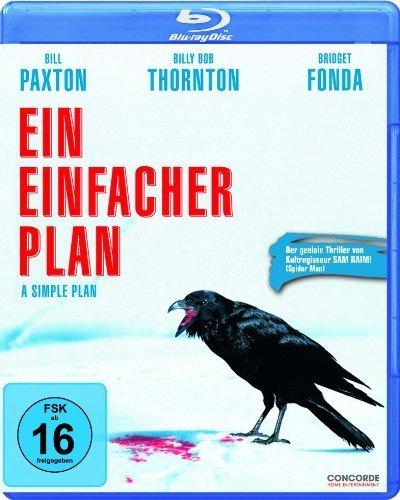 Ein einfacher Plan / A Simple Plan ( ) (Blu-Ray)