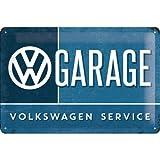 Nostalgic-Art Retro Blechschild, Volkswagen – Garage –