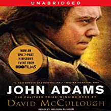 david mccullough john adams audiobook