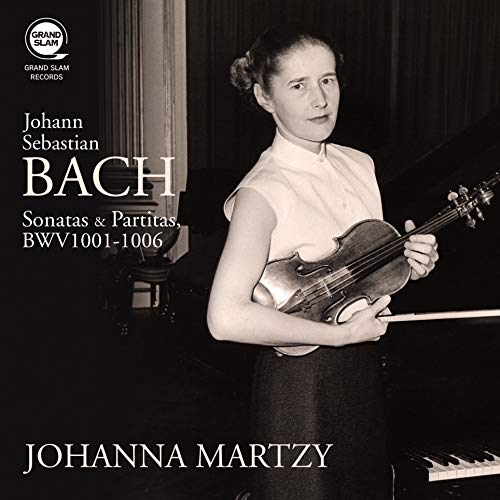 J.S.バッハ : 無伴奏ソナタ & パルティータ全曲 / ヨハンナ・マルツィ (Johann Sebastian Bach : Sonatas & Partitas, BWV1001-1006 / Johanna Martzy) [6LP] [国内プレス] [限定盤] [日本語帯・解説付] [Analog]