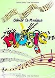 Cahier de Musique Enfant: Cahier...