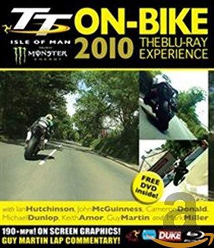 TT On-Bike 2010 Blu-ray + DVD (Combi Pack)