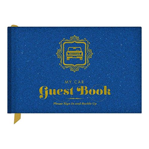Knock Knock Car Guest Book (50095)