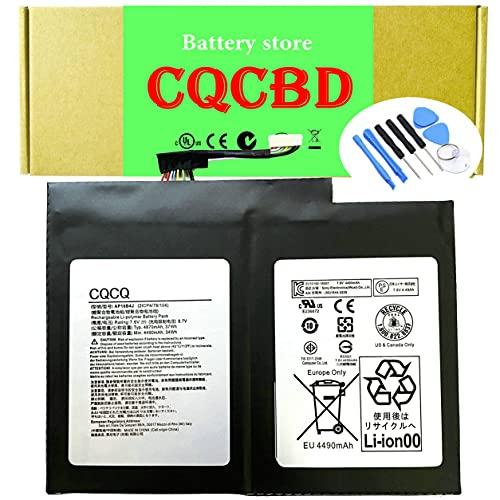 CQCQ AP16B4J Battery for Acer Aspire Alpha 12 SW512-52 SW512-52-513B SW512-52-363J 50FZ 50XX 513B 51VN KT.00204.003 (7.6V 37Wh/4490mAh)
