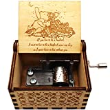 Buildinest You are My Sunshine Music Box – Gift for Friends, BFF, Birthday, Valentine's Day, Holiday, Christmas - 1 Pc(WNIE-11)