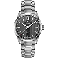 Hamilton Broadway Day Date Automatic Stainless Steel 42mm Men's Watch (H43515135)