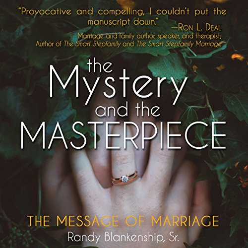 The Mystery and the Masterpiece audiobook cover art