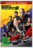 Fast & Furious 9/DVD