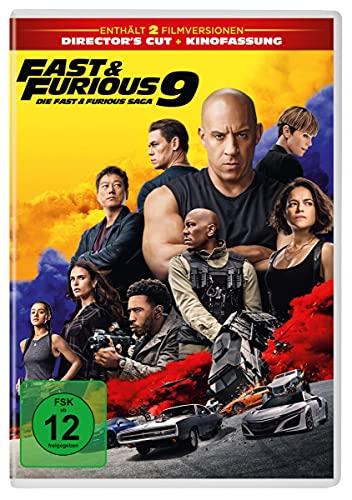 Produktbild von Fast & Furious 9 (Director's Cut + Kinofassung)