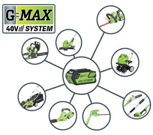 Greenworks G40TL Power System