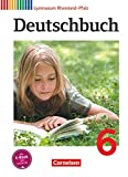 Deutschbuch 6. Schuljahr. SchülerbuchGymnasium Rheinland-Pfalz
