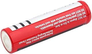 بطارية ليثيوم أيون 18650 3.7 فولت قابلة لإعادة الشحن