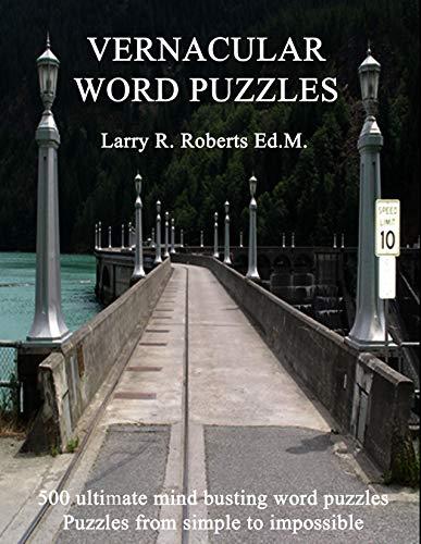 Vernacular: Word Puzzles (English Edition)