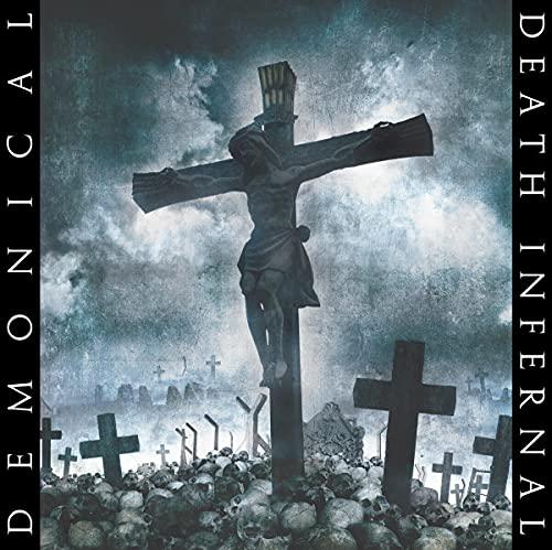 Demonical: Death Infernal (Lim.White/Grey/Black Marble Lp) [Vinyl LP] (Vinyl)
