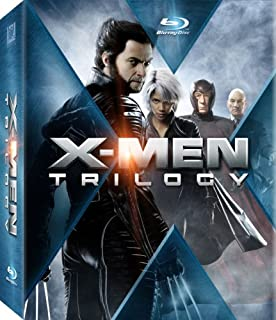 X-Men: Trilogy (X-Men / X2: X-Men United / X-Men: The Last Stand)