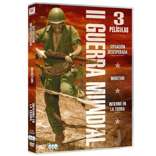 Col. Ii Guerra Mundial.1  (Situación Desesperada  / Morituri  / Infierno En La Tierra) [DVD]