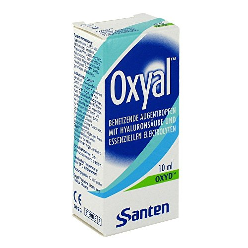 Oxyal Augentropfen, 10 ml
