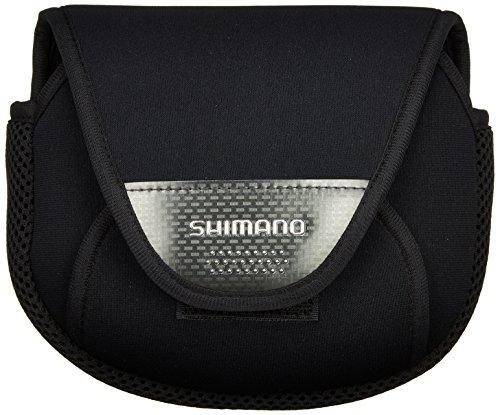 シマノ(SHIMANO) リールケース スピニング 2000-C3000用 リールガード PC-031L ブラック S 785794