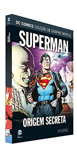 Dc Graphic Novels Ed. 131 - Superman: Origem Secreta